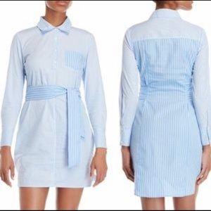 NWT Romeo & Juliet Couture Tie Waist Shirt…